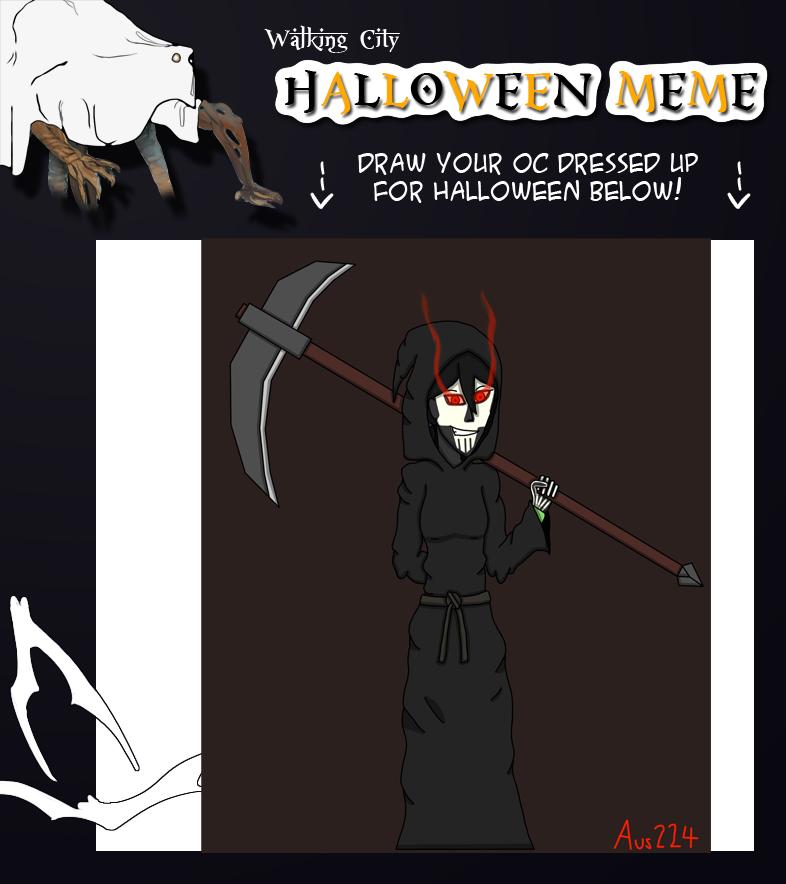October halloween meme
