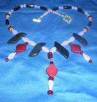 Rubies and Rubber, a different kind of necklace