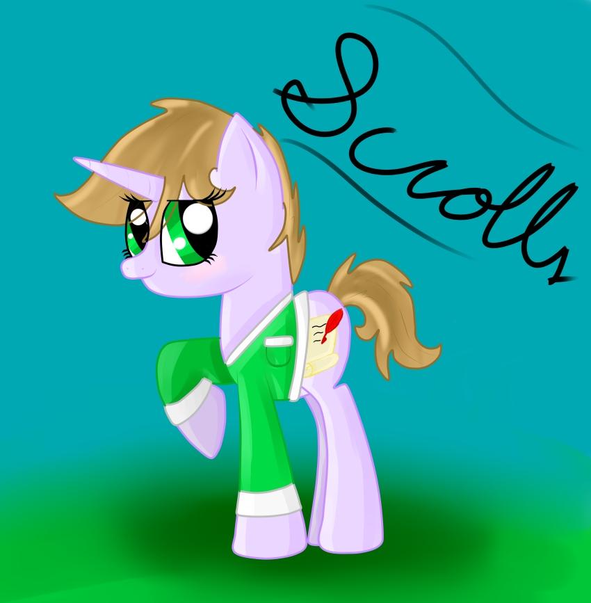 Scrolls by Kittygirl12345678
