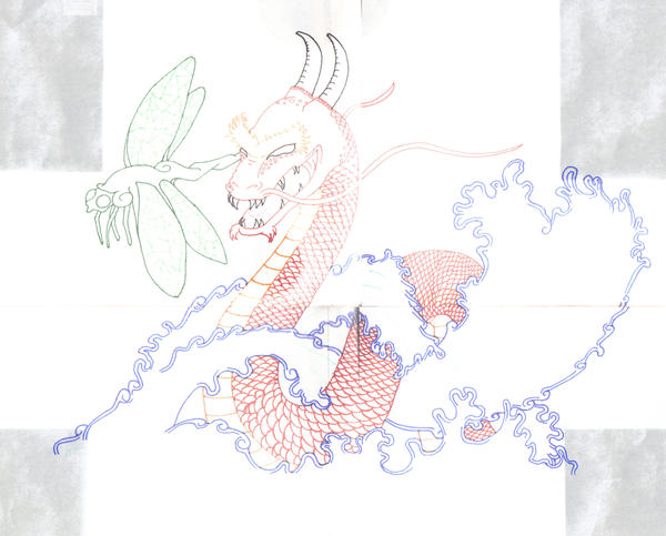 Dragon-Fly- Tat Design -Splice - dragonfly tattoo