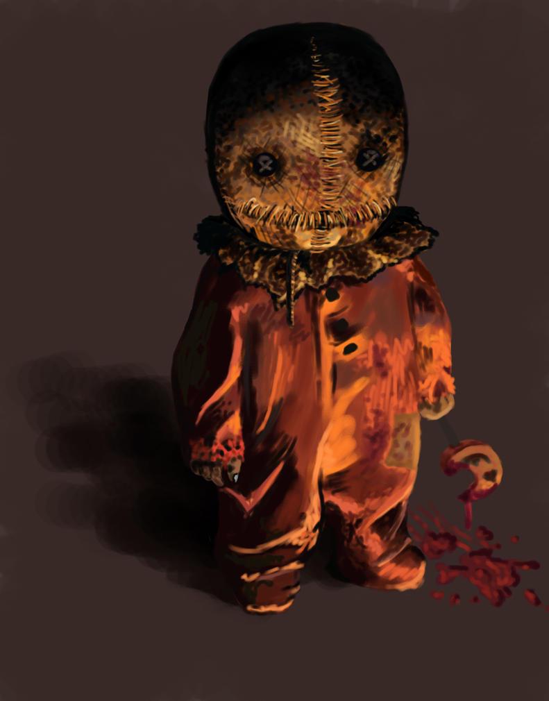 Halloween -Sam- Trick R Treat by TweaktheReaper