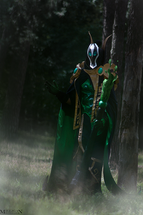 I am Rubick, the Grand Magus by MilliganVick