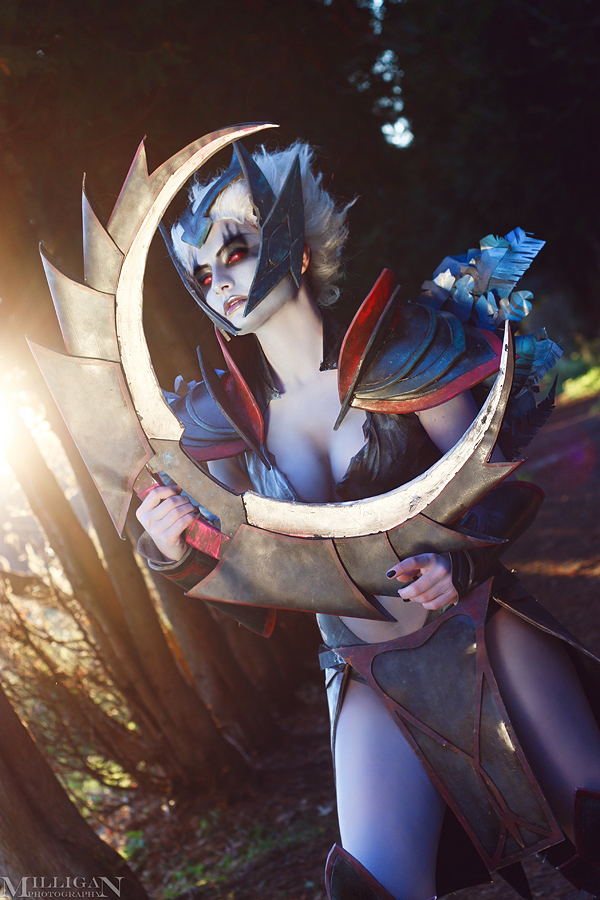 DotA 2 - VS - You shall be broken like my wings! by MilliganVick