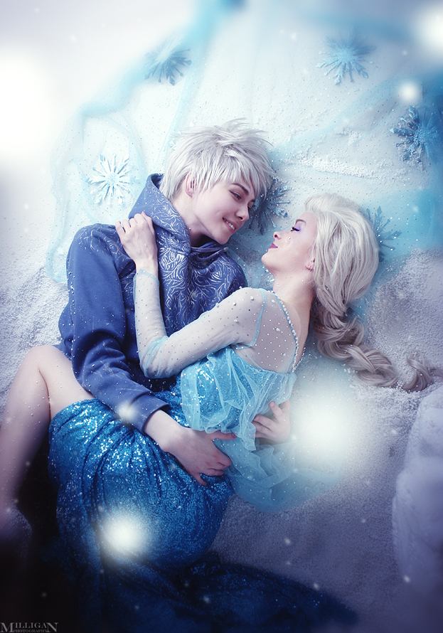 Jack and elsa lovely cold between us by milliganvick on deviantart jack and elsa lovely cold between us by milliganvick altavistaventures Choice Image