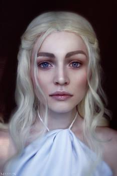 Game of Thrones - Daenerys portrait