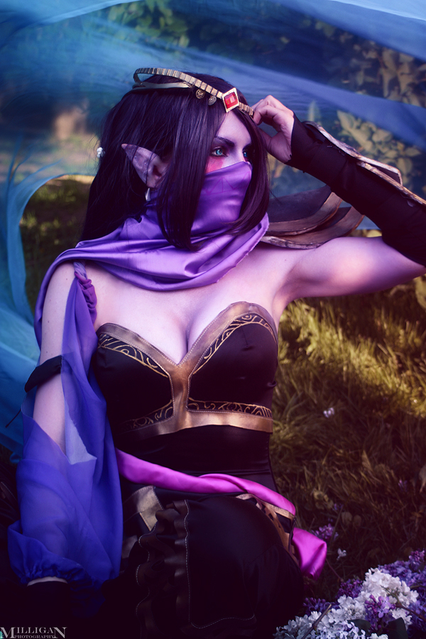 lanaya dota 2 cosplay - photo #8