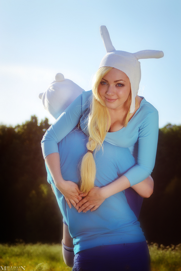 AT - Finn and Fionna - kidnap the princess! by MilliganVick