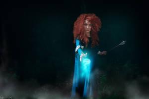 Brave - Merida - The light by MilliganVick