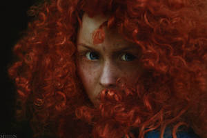 Brave - Merida by MilliganVick