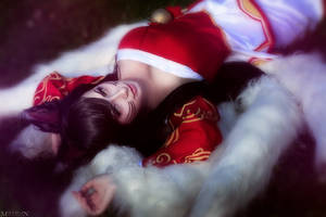 LOL - Ahri - Join me by MilliganVick