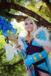 DotA 2 - Crystal Maiden - Secret smile