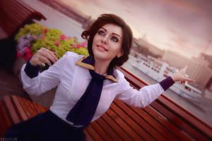 Bioshock - Elizabeth - Look! by MilliganVick