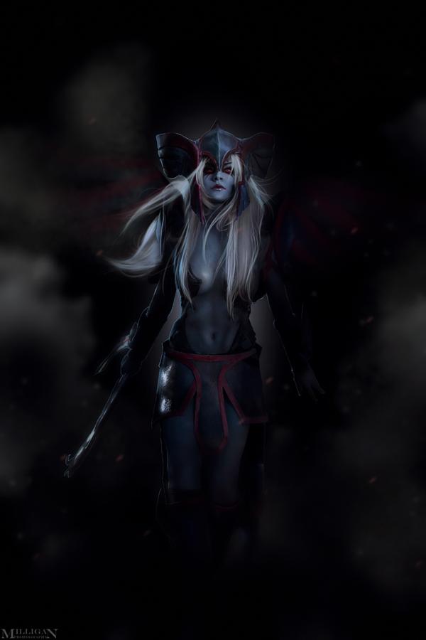 DotA 2 - Vengeful Spirit - The Fallen Princess by MilliganVick