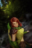 DotA 2 - WindRanger - That's got to hurt! by MilliganVick