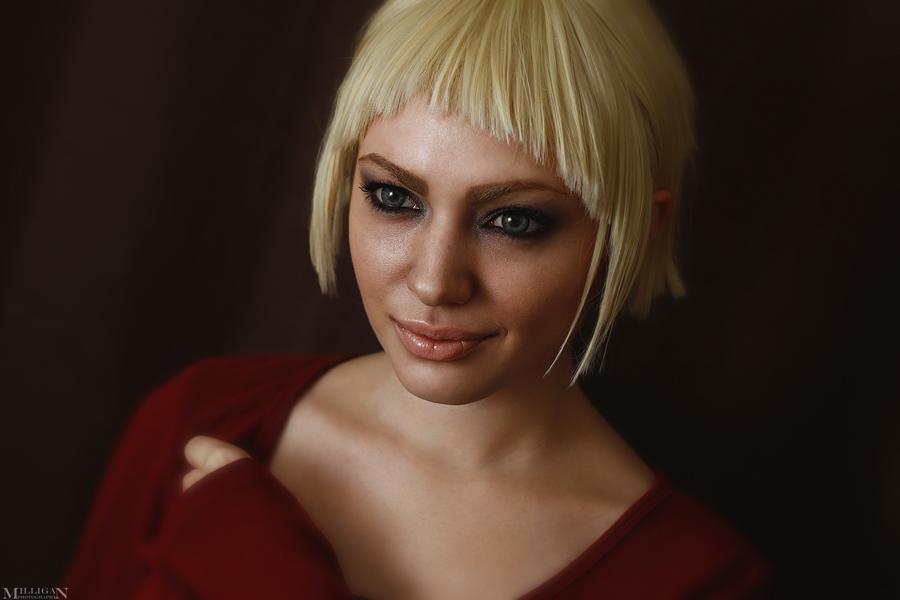 DAI - Sera portrait by MilliganVick