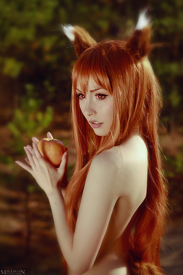 Spice and Wolf by MilliganVick