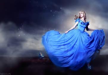 Cinderella - Faster! by MilliganVick