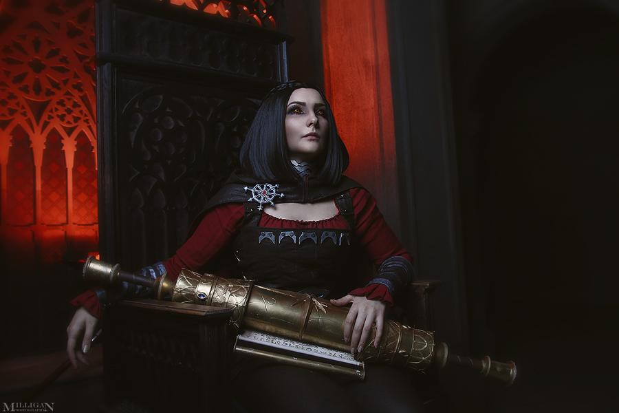 Skyrim - Serana - The Elder Scroll