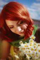 DotA 2 - WR - Flowers? For me?.. by MilliganVick