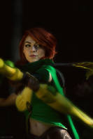 DotA 2 - WR - Taste my arrow! by MilliganVick