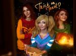 DotA 2 - Halloween - Trick or Treat?!