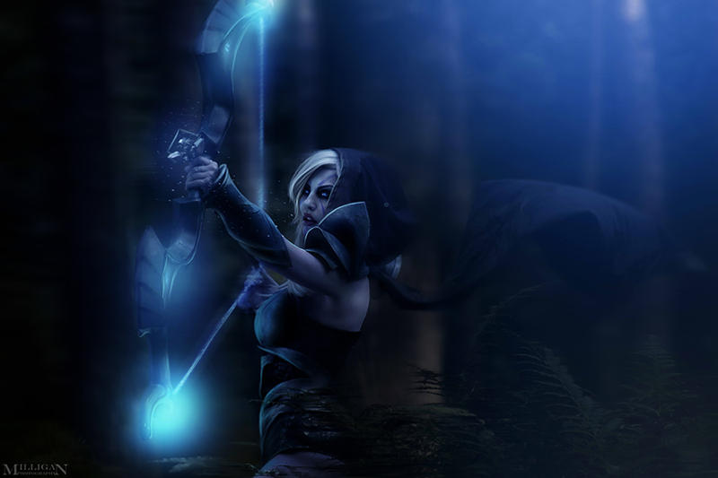 dota 2 drow ranger arrow find your target by milliganvick on