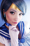 SailorMoon- Sailor Mercury