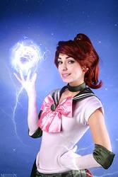 SailorMoon- Sailor Jupiter by MilliganVick