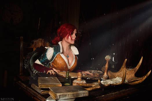 The Witcher: Wild Hunt - Triss