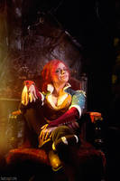 The Witcher: Wild Hunt - Triss by MilliganVick