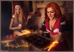 DotA 2 - Christmas cooking