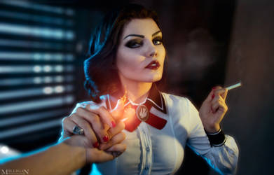 Bioshock Infinite Burial at Sea - Light perhaps?