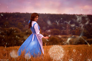 BatB - Belle - My perfect world out there by MilliganVick