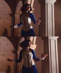 Bioshock Infinite - Elizabeth  - Stop running, Liz