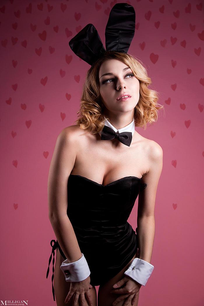 Playboy Bunny by MilliganVick on DeviantArt