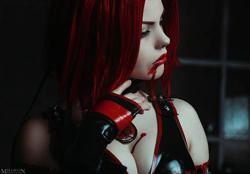 BloodRayne - Tell me you love me, honey.