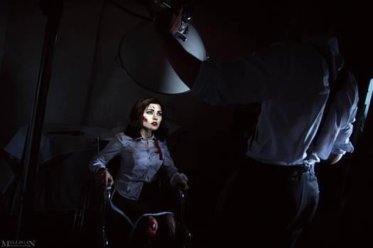 Bioshock Infinite:BAS - Lobotomy scene