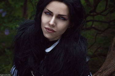 TW:WH - Yennefer by MilliganVick