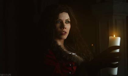 Van Helsing - Anna Valerious
