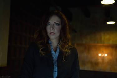 Arrow - Laurel Lance by MilliganVick