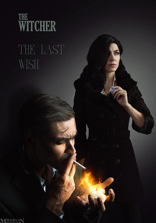 The Witcher - Noir - The Last Wish by MilliganVick on DeviantArt