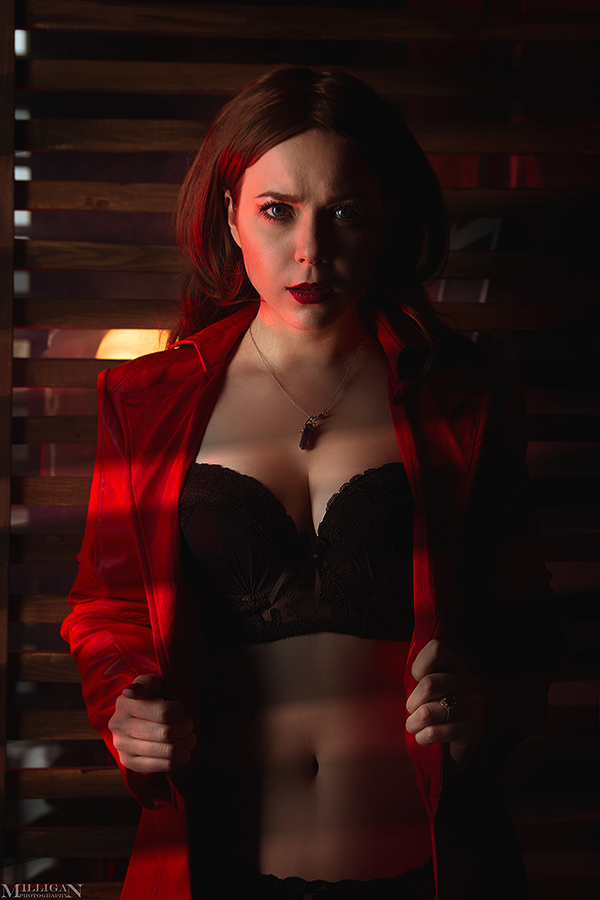 Scarlet Witch By Milliganvick On Deviantart