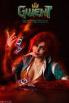 The Witcher - GWENT - Triss