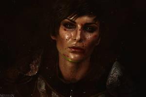 DA:I - Cassandra Pentaghast by MilliganVick