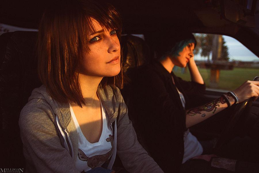 Life Is Strange - Max and Chloe