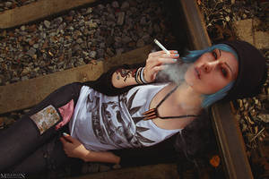 Life Is Strange - Chloe by MilliganVick