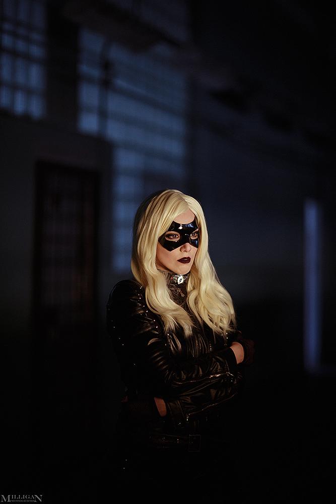 Arrow - Black Canary by MilliganVick