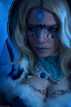 DotA 2 - Crystal Maiden Arcana