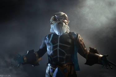 DotA 2 - Zeus Arcana