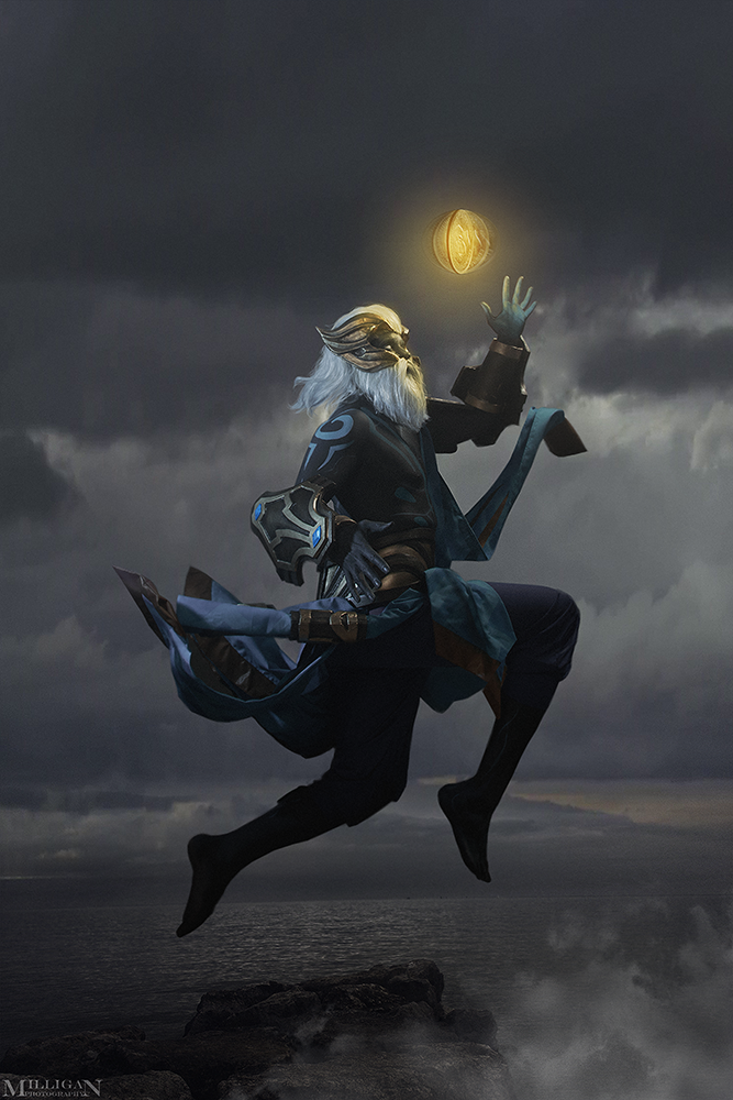 dota 2 zeus arcana by milliganvick on deviantart